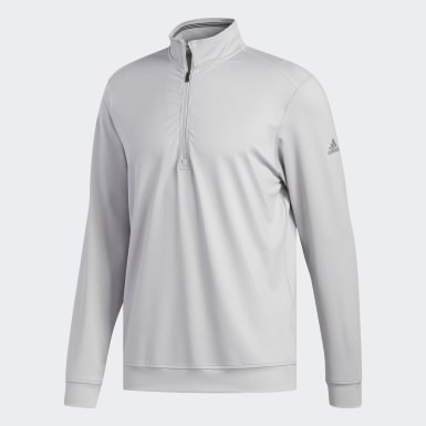 Sweat-shirt Classic Club 1/4 Zip gris Hommes Golf