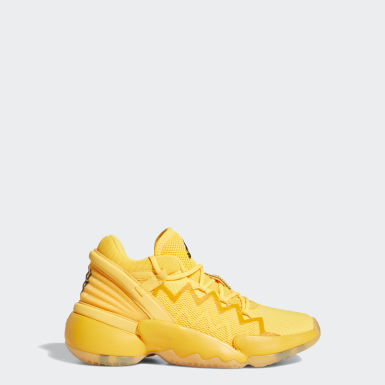 Youth Basketball Gold Donovan Mitchell D.O.N. Issue #2 Crayola Shoes