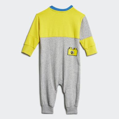 Infant & Toddler Training Grey adidas x LEGO® DUPLO® Onesie