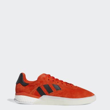 Tenis 3ST.004 Naranja Hombre Originals