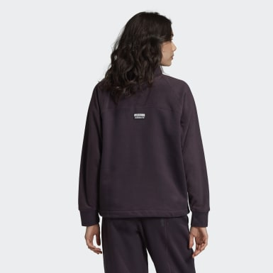 Dames Originals Paars R.Y.V. Sweatshirt