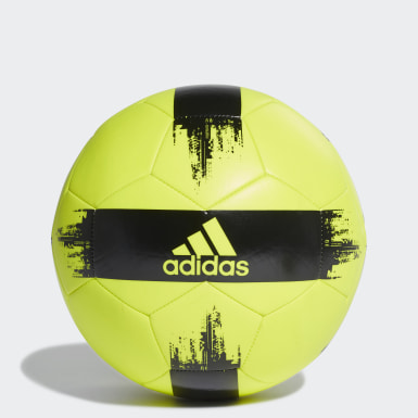 Ballon EPP 2 Jaune Hommes Football