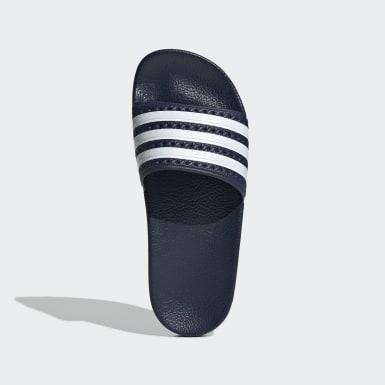 Børn Originals Blå Adilette sandaler