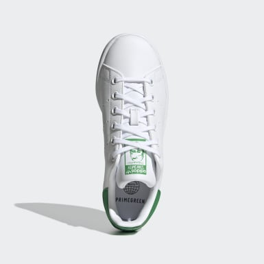 Tenis Stan Smith Unisex Blanco Niño Originals