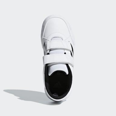 Children Running White AltaSport Shoes