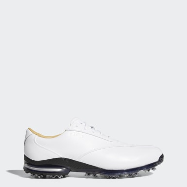 Heren Golf Wit Adipure TP 2.0 Schoenen