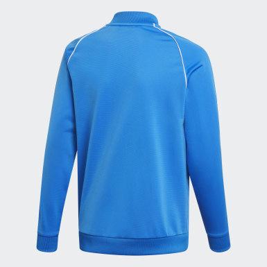 Børn Originals Blå SST træningsjakke