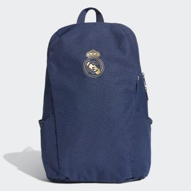 Fußball Real Madrid ID Rucksack Blau
