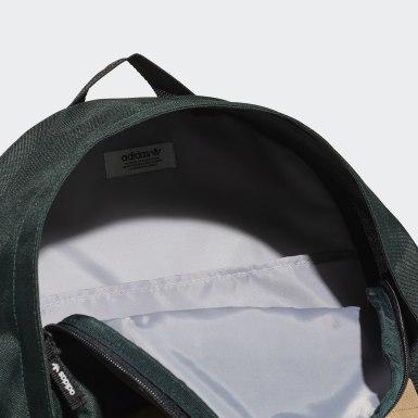 Morral Moderno Premium Essentials Verde Originals