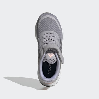 Children Running Grey Duramo SL Shoes