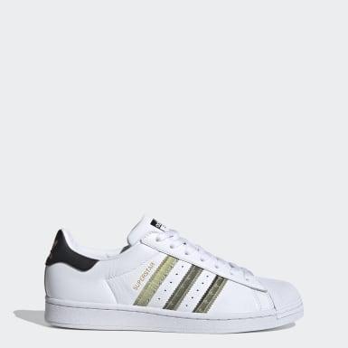 Erkek Originals Beyaz Superstar Ayakkabı