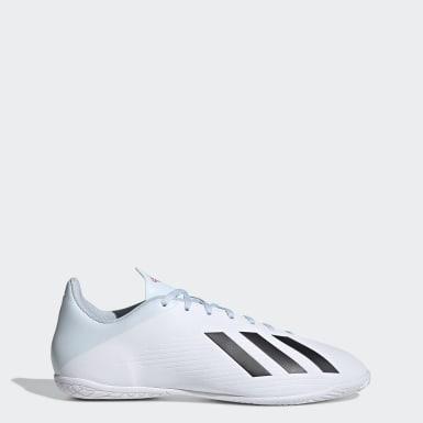 Chuteira X 19.4 - Futsal Branco Homem Futebol