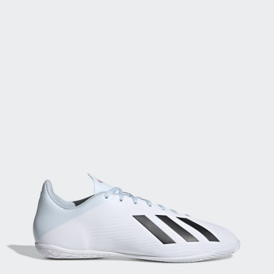 Scarpe X 19.4 Indoor Bianco Uomo Calcio
