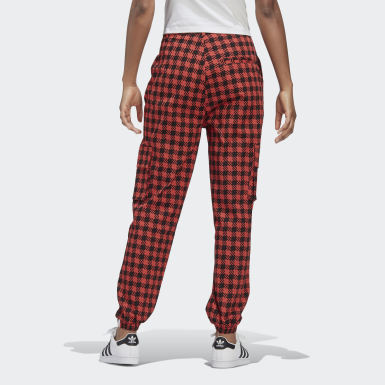 Women's Originals Red R.Y.V. Cargo Pants