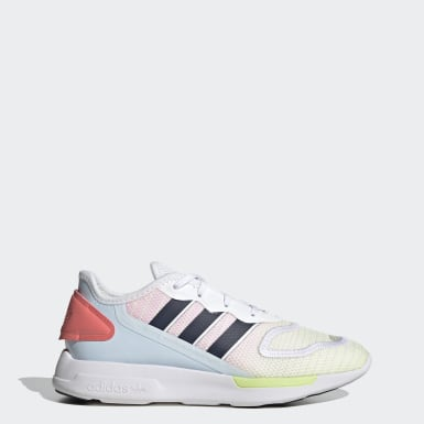 Women Originals White ZX 2K Florine Shoes