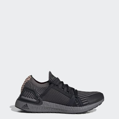 Frauen adidas by Stella McCartney adidas by Stella McCartney Ultraboost 20 Laufschuh Schwarz