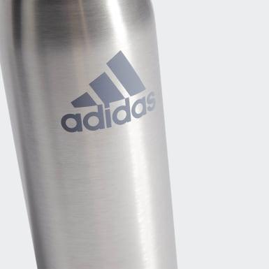Training White Steel Bottle 600 ML