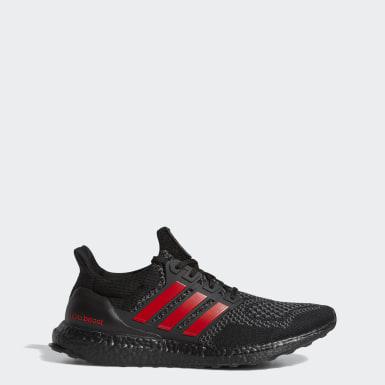 Running Black ULTRABOOST NCAA 1.0 SHOES