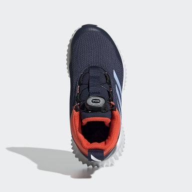 Children Training Blue FortaTrail BOA Shoes