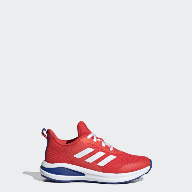 Children Training Red FortaRun Running Shoes 2020