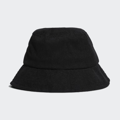 Sport Inspired สีดำ หมวกปีกรอบ