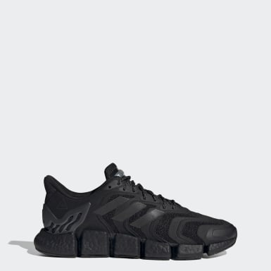 Running Black Pharrell Williams Climacool Vento Shoes