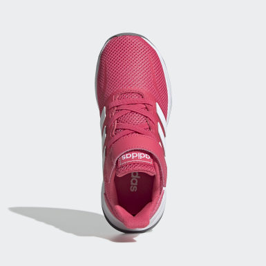 Kids 4-8 Years Running Pink Run Falcon Shoes