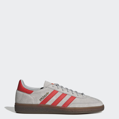 Dam Originals Grå Handball Spezial Shoes