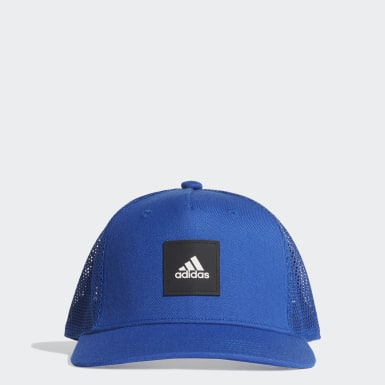 Gorra Snapback Trucker Azul Training
