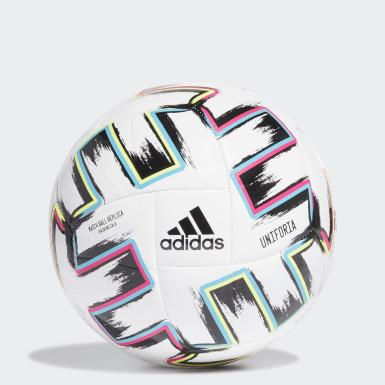 Balón Entrenamiento Fútsal Uniforia Blanco Fútbol