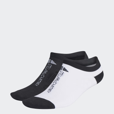 Kvinder adidas by Stella McCartney Hvid adidas by Stella McCartney Hidden sokker