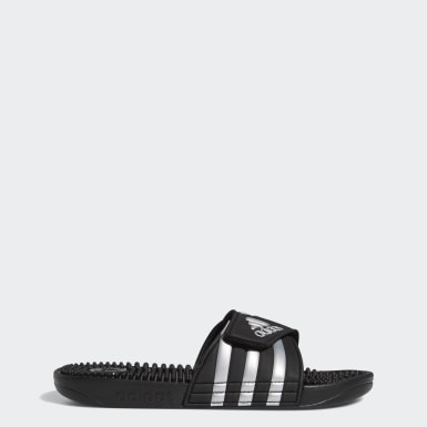 Women's Essentials Black Adissage Slides