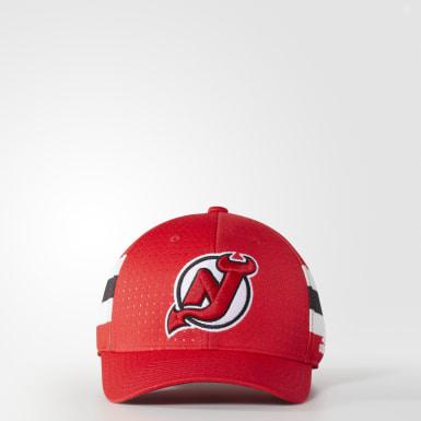 Devils Structured Flex Draft Hat