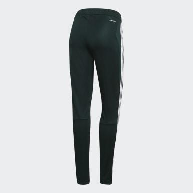 Pantalon d'entraînement Tiro 19 vert Femmes Soccer