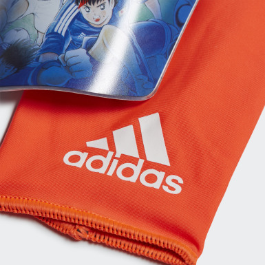 Futbal biela Chrániče predkolenia X Captain Tsubasa League