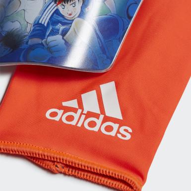 Fodbold Hvid X Captain Tsubasa League benskinner