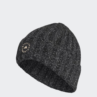 Women adidas by Stella McCartney Black adidas by Stella McCartney Beanie