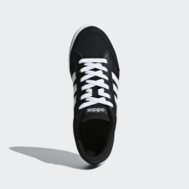 Sport Inspired Black VS Set Shoes