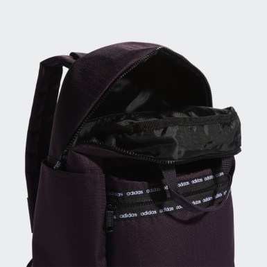 Women's Essentials Purple Essentials Backpack