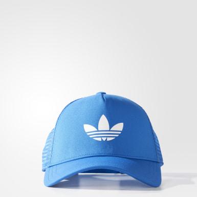синий Кепка Trefoil