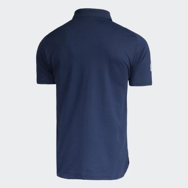 POLO VIAGEM CRUZEIRO COACH Azul Homem Futebol