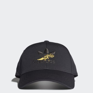 Premium Essentials Graphic Baseball Cap Czerń