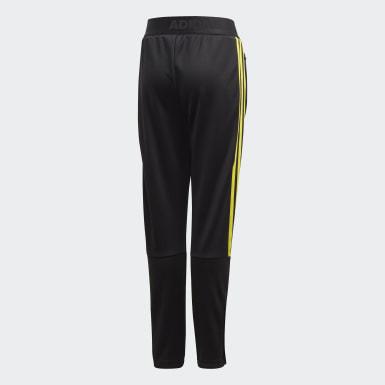 Pantaloni Tiro Nero Ragazzo Training