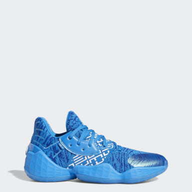 Men's Basketball Blue Harden Vol. 4 Shoes