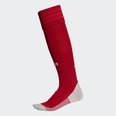 Chaussettes FC Bayern Domicile Rouge Football