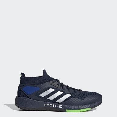 ผู้ชาย วิ่ง สีน้ำเงิน รองเท้า Pulseboost HD