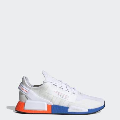 Heren Originals Wit NMD_R1.V2