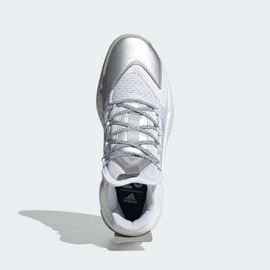 Scarpe Pro Boost Mid Bianco Basket