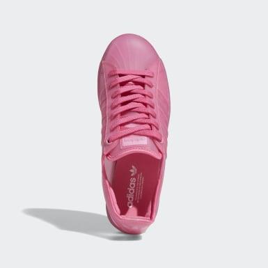 Kvinder Originals Pink Superstar Jelly sko