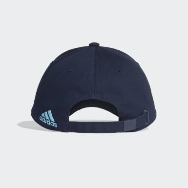 синий Бейсболка Official Emblem